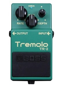 tr-2mod Effects Pedals