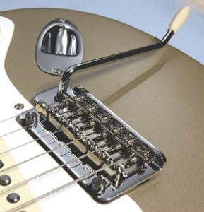 Fender Stratocaster Whammy Bridge