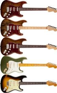Fender Custom Shop Artisan
