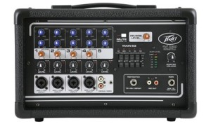 Power Mixer 4 Input