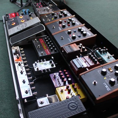 Tech Tips: Effects Pedal Signal Chain