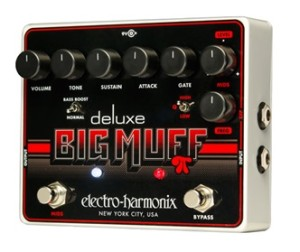 Deluxe Big Muff pi Effects Pedal