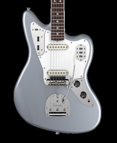Fender Jaguar Electric Guitar Controls
