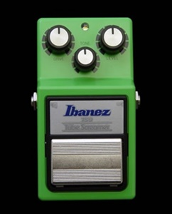 KEELEY Ibanez Modded TS9 Mod Plus True Bypass Guitar Effects Pedal