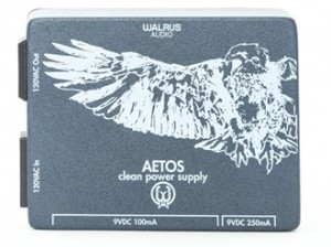 aetos power supply walrus audio