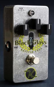 Keeley Black Glass British Fuzz