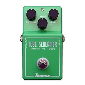 KEELEY TS-808 Modified Ibanez Tube Screamer Mod Plus