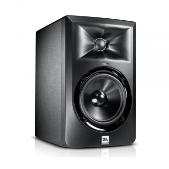 JBL 3 Series Studio Monitors: A Closer Look LSR3 Line