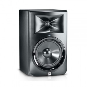 "JBL LSR308 8"" Two-Way Powered Studio Monitor 3 Series"