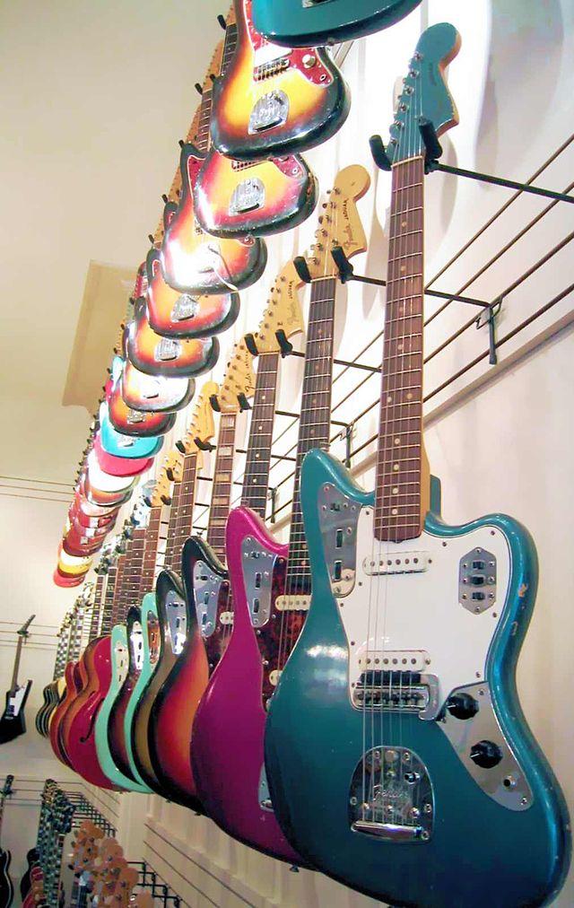 History of the Fender Jaguar