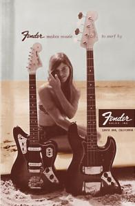 Fender Jaguar Vintage Add