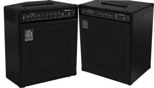 Ampeg BA-112 and BA-115 Bass Combos