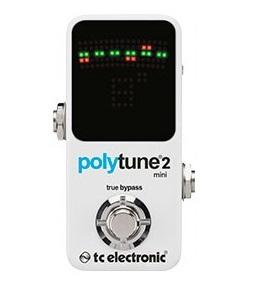 TC Electronic Announces the PolyTune 2 Mini