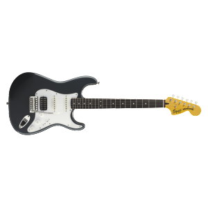 FENDER SQUIER Vintage Modified Stratocaster HSS in Charcoal Frost Metallic