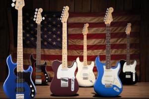 Fender American Standard Line