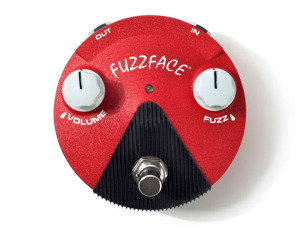 Band of Gypsys Fuzz Face Mini Dunlop
