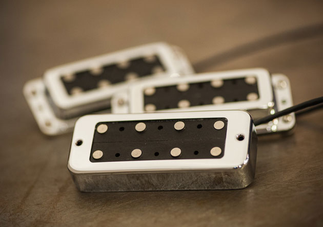 Famous Humbucker Pickup Designs