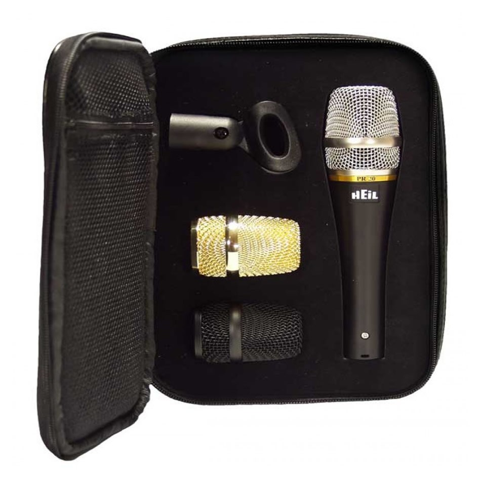 Quality Dynamic Live Vocal Microphones