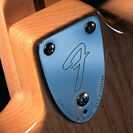 Neck Attachment Designs for Guitar and Bass