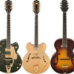 Gretsch Guitar's 2015 Lineup