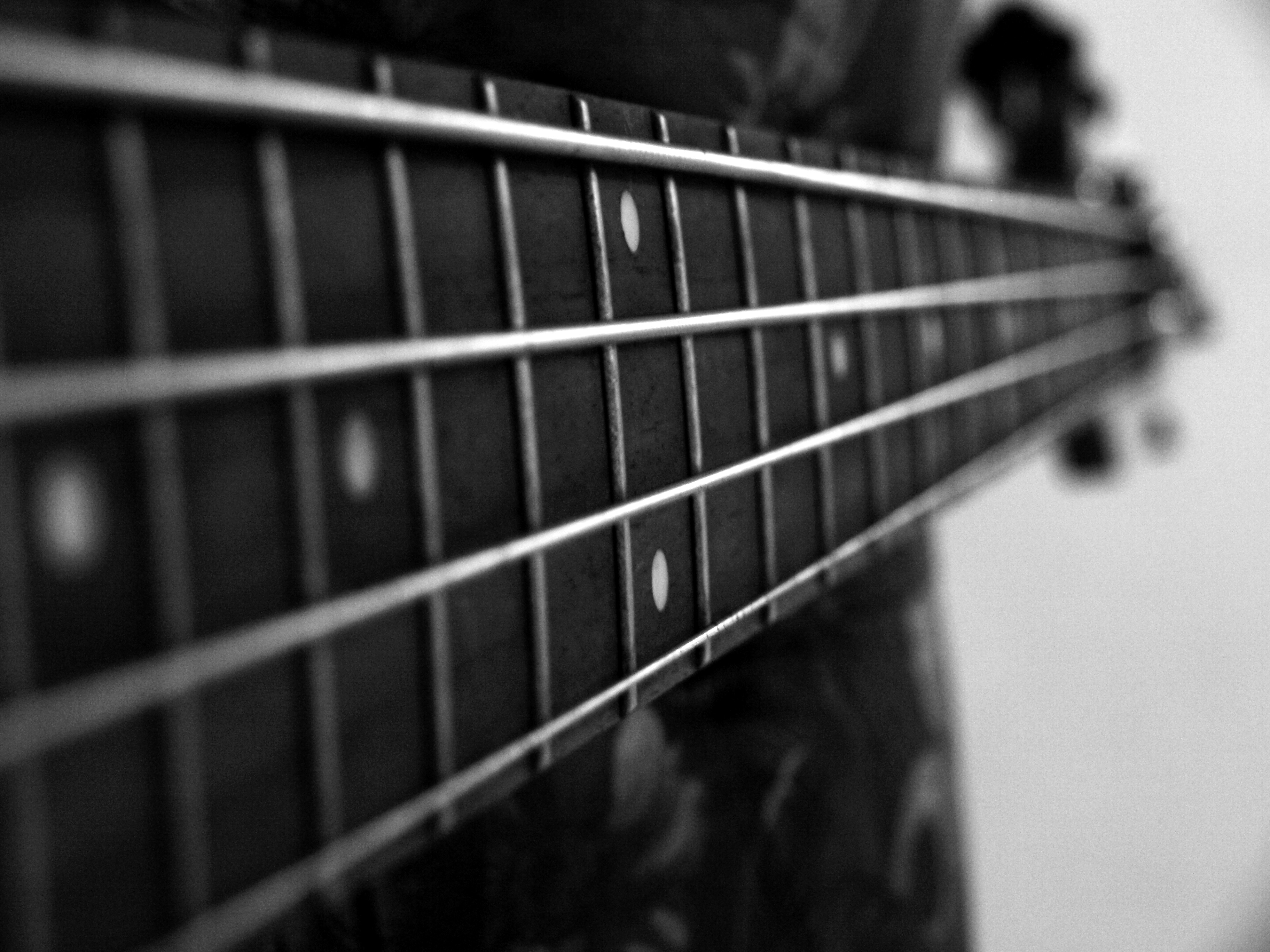 Bass Guitar Scale Lengths