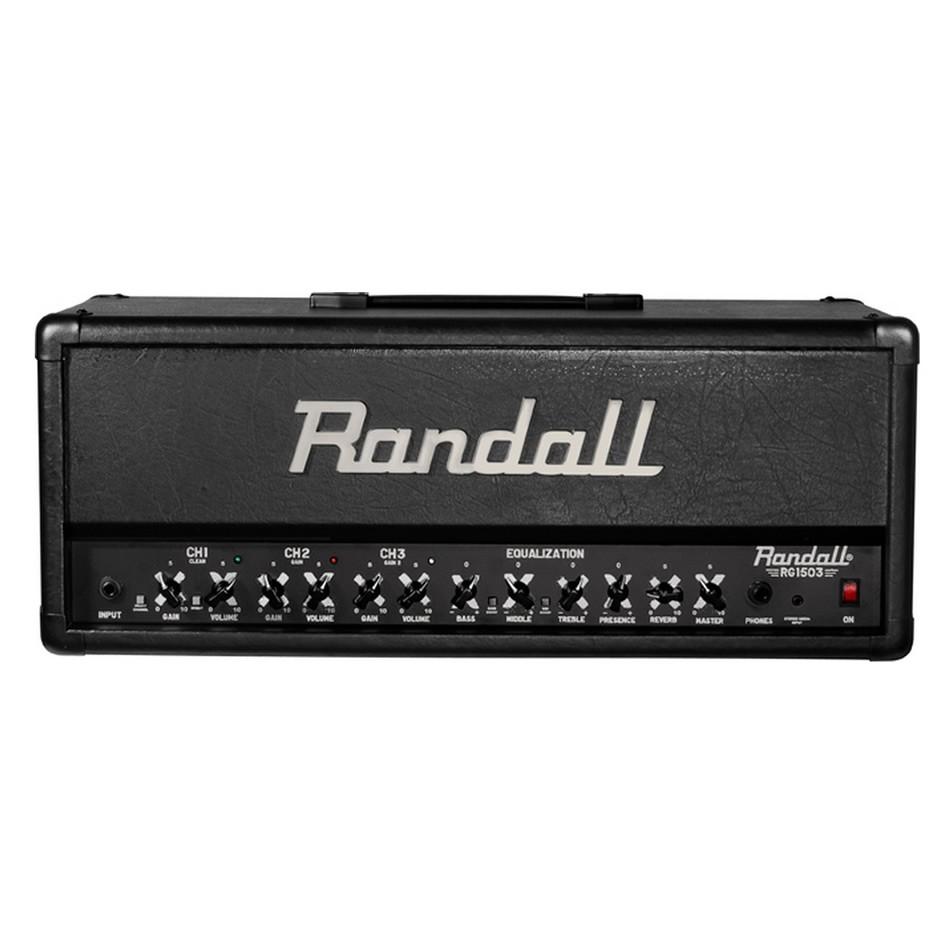 Randall RG1503H Amp Head: Classic Tone, Modern Features