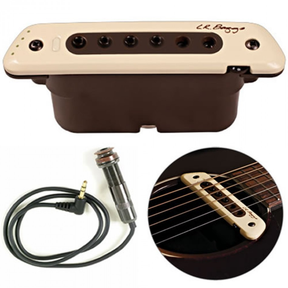 Acoustic Guitar Pickup Types Proaudioland Musician News Microphone Wire Amplifier Speaker For Black Lr Baggs M80 Magnetic Soundhole With Full Range 3d Body Sensitivity 24999