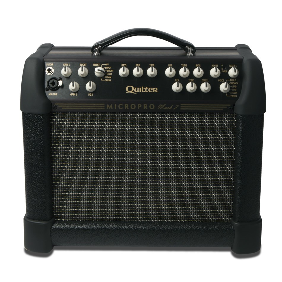 Quilter Labs Mach 2 8-inch Combo Amp Review