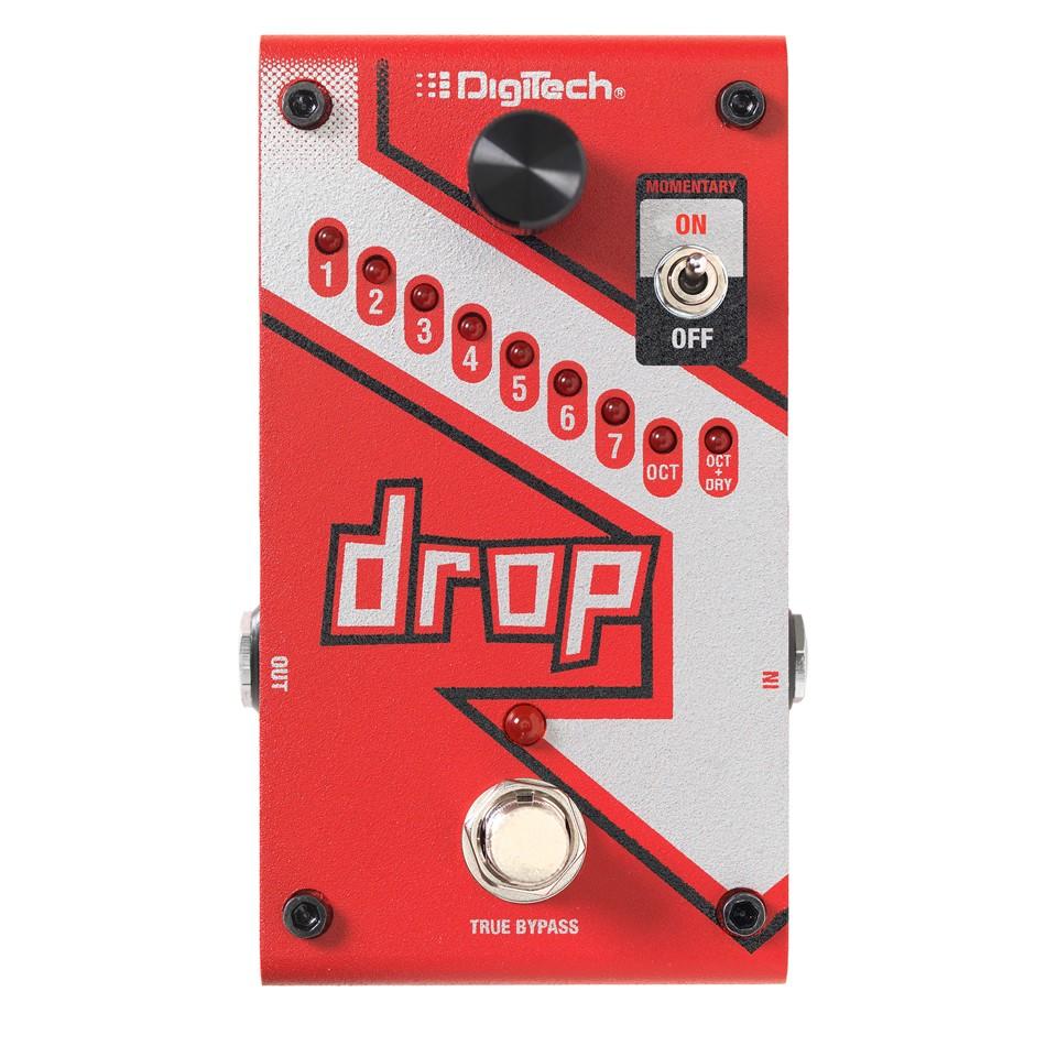 DigiTech Drop Instant Drop Tuner Review