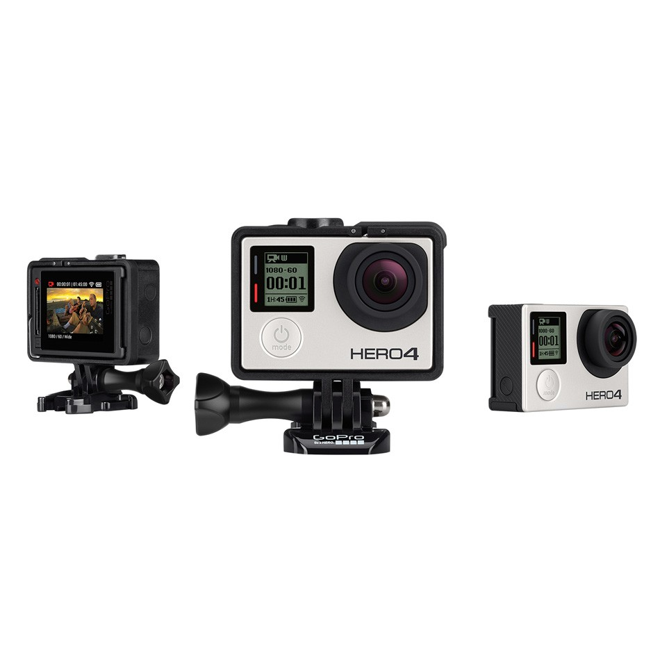 A Closer Look at the GoPro Hero4 Music Bundle