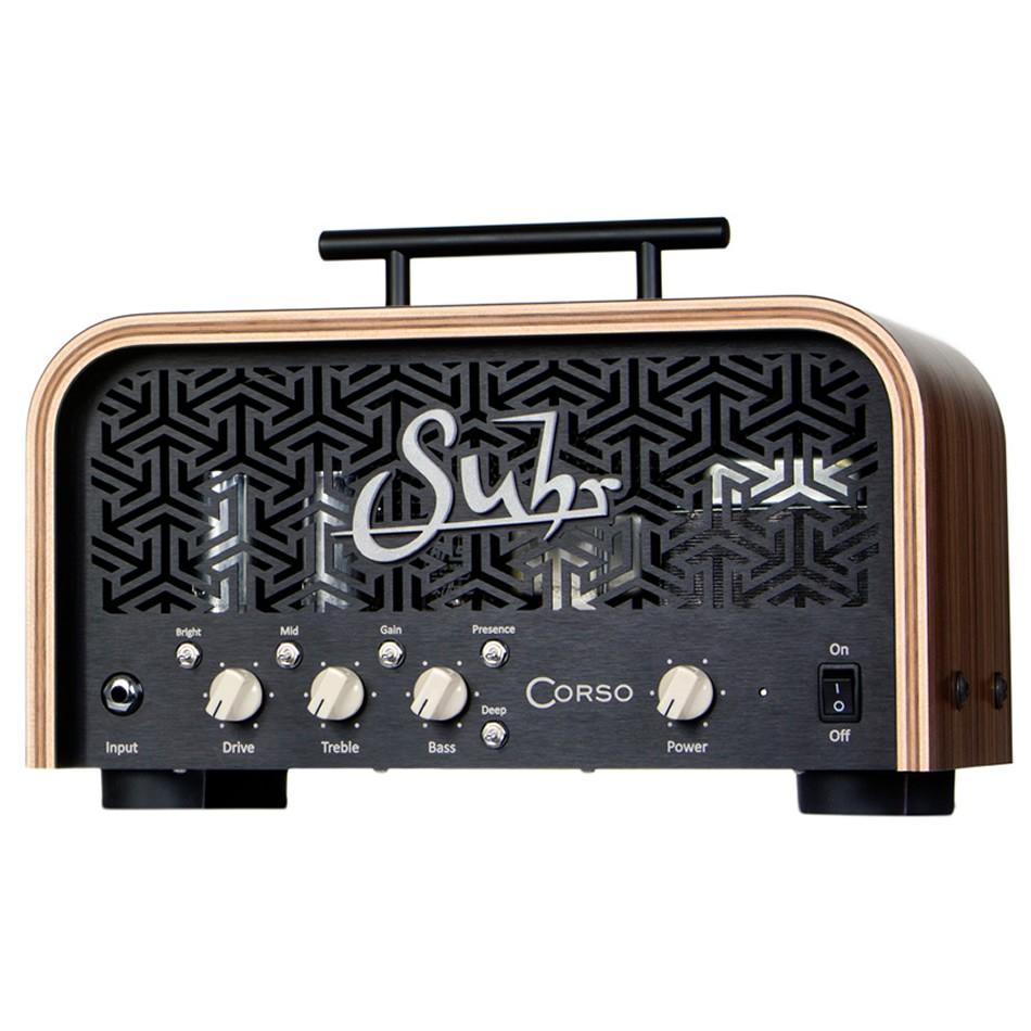 Suhr Corso Guitar Amplifier Head Review