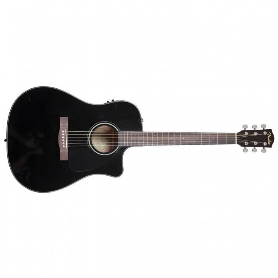 a274bb56e31 Fender CD-60 Dreadnought Acoustic Guitar Review - ProAudioLand ...