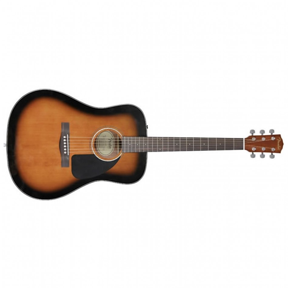Fender CD-60 Dreadnought Acoustic Guitar Review