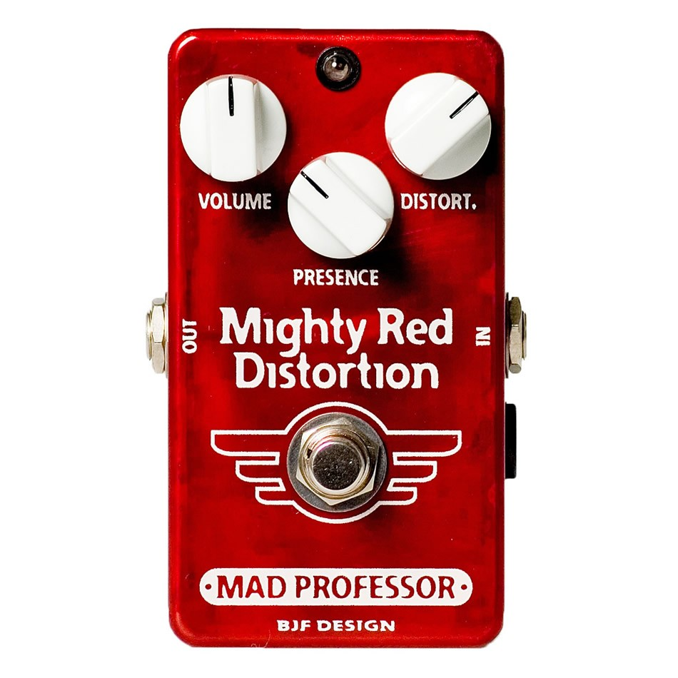 Mad Professor Distortion Od And Booster Effects Pedals