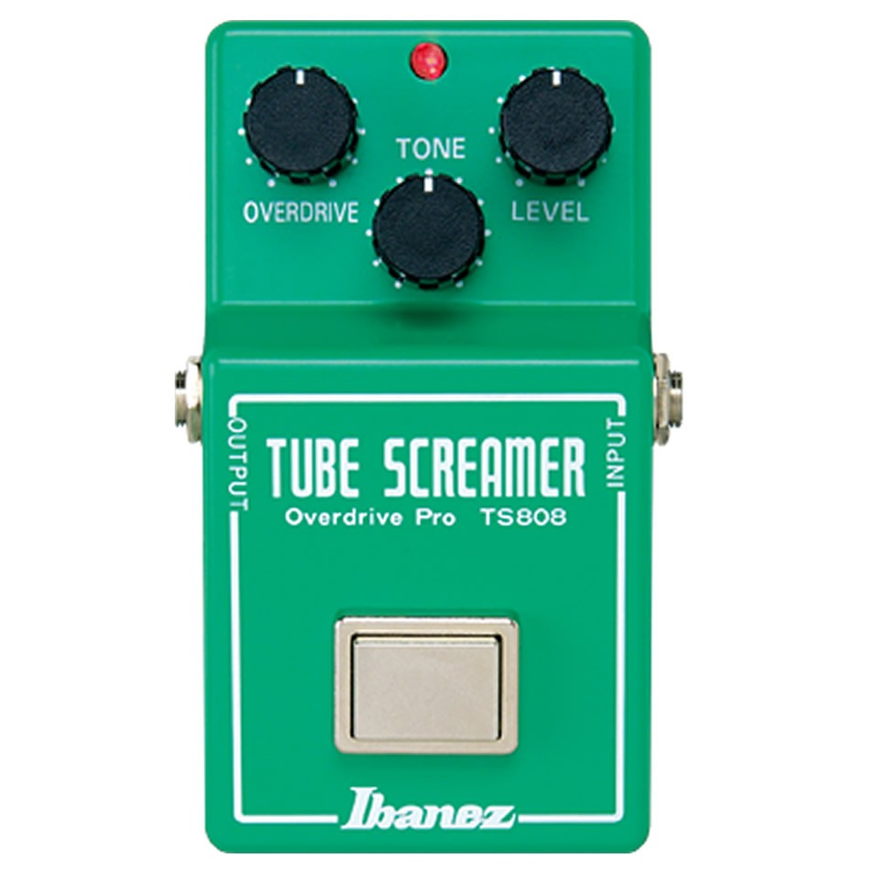 Differences Between The Ibanez TS808, TS9 And TS9DX