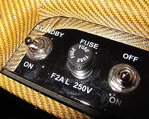 The Tube Amp Standby Switch Explained