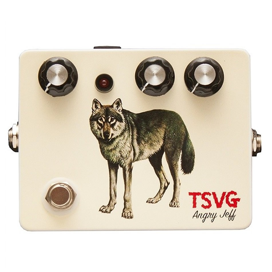 TSVG Angry Jeff Fuzz Effects Pedal Review