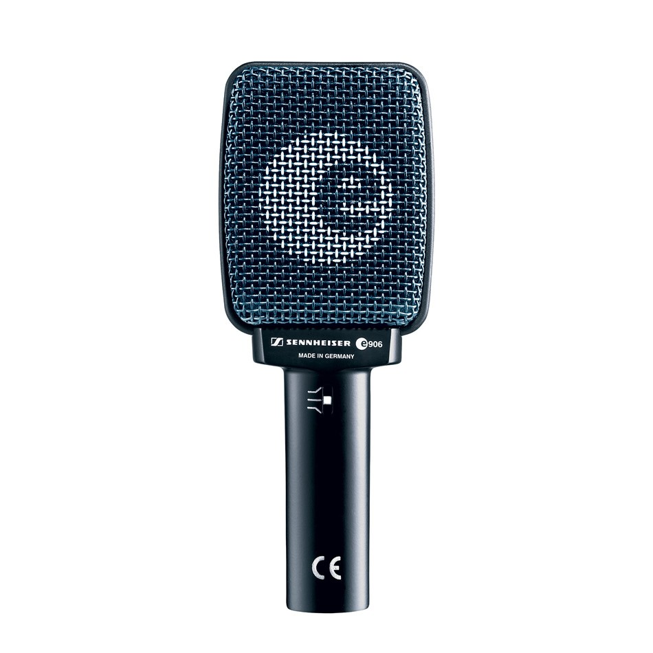 Sennheiser e906 Dynamic Instrument Microphone Review