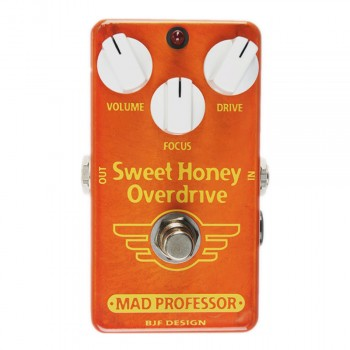 Mad Professor Sweet Honey Overdrive PCB Review