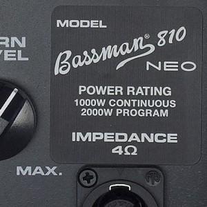 Bassman-810-Neodsafd