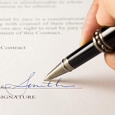 A Few Of The Most Common Record Industry Deals