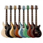 A Closer Look At The PRS S2 Guitar Series
