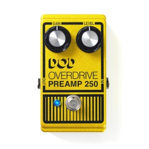 DOD Overdrive Guitar Effects Pedal