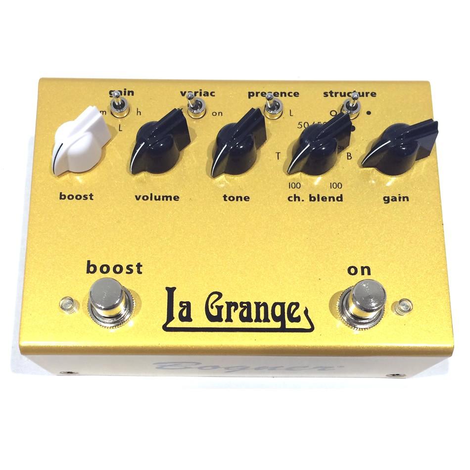 The Bogner La Grange Overdrive Boost Guitar Pedal