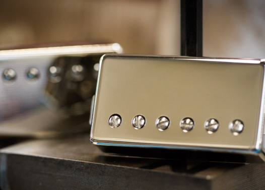 Saturday Night Special gold cover humbucker