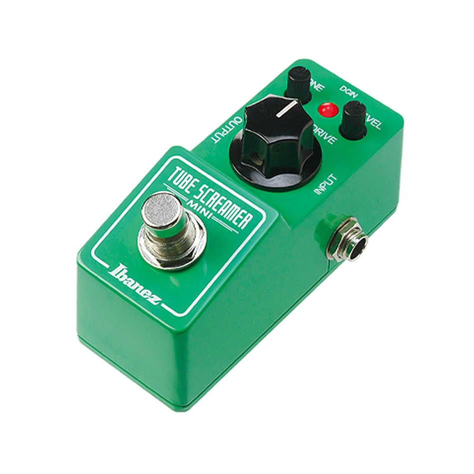 Overdrive Guitar Effects Pedal Tips
