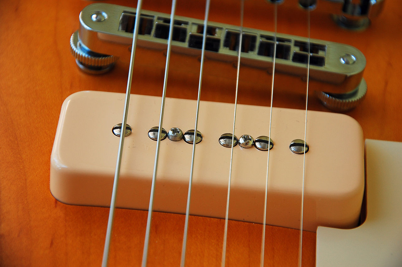 A Case For P 90 Pickups Proaudioland Musician News Pickup On An Electric Guitar Bass Or Acoustic