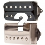 Tonal Differences Between Covered And Open Coil Humbuckers