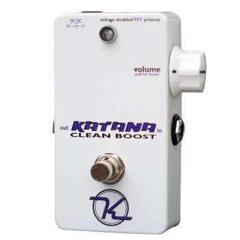 A Few Of Our Favorite Guitar Boost Pedals