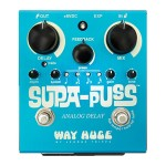 Way Huge Suppa-Puss Delay Guitar Effects Pedal